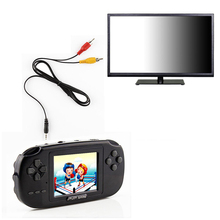 Portable Video Game Console for Kid with Built-in Retro Games