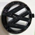 OEM серебристый Хром Передняя Решетка Гриль Герба Знак Замена для VW Polo 10-14