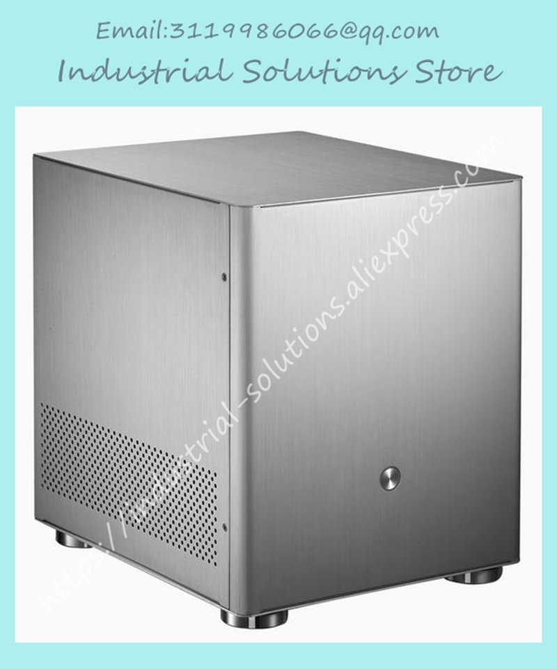 Brand direct marketing V4 chassis MATX chassis ITX chassis all aluminum marketing