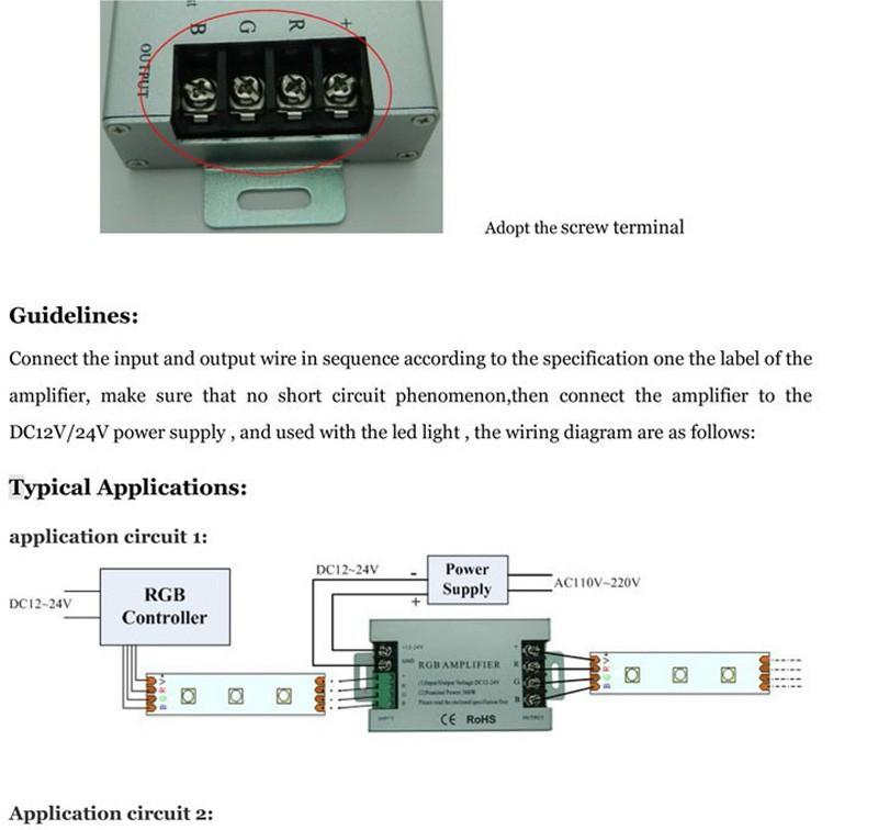 360 вт светодиодный усилитель 12В 30А прокладки RGB усилитель dc12 с-24В для 5050 светодиодные полосы света усилитель сигнала