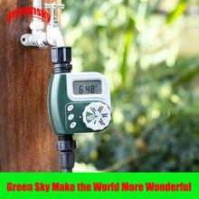 high quality LCD waterproof garden water timer стоимость