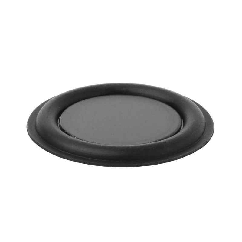 Crust Pro 45mm pasywny Radiator głośnik subwoofer membrana drgań z gumy basowej głośniki niskotonowe