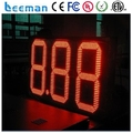 Leeman outdoor led timer  new products RF control semi-outdoor led countdown timer with GPS