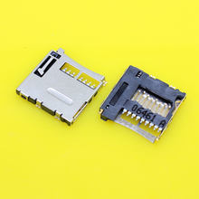 cltgxdd KA-065 Replacement socket connector for mobile phone TF card and micro SD card holder slot tray module(China)