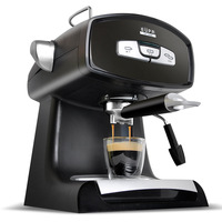 TSK-1826B4 Yüksek basınçlı Buhar Kahve Makinesi Ev espresso kahve makinesi 220 V 15 Bar Tek Tuşla Operasyon kahve yapma makinesi