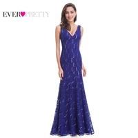 Sexy prom dresses sequined ever pretty he08855 deep v neck natural waist sparkle floor length special.jpg 200x200