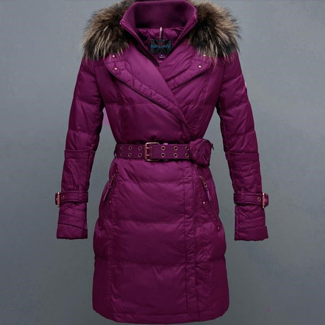 2020 Fashion Thickening Large Fur Collar Down Coat Women Medium-long Winter New Arrival Women Winter Coats And Jackets Plus Size