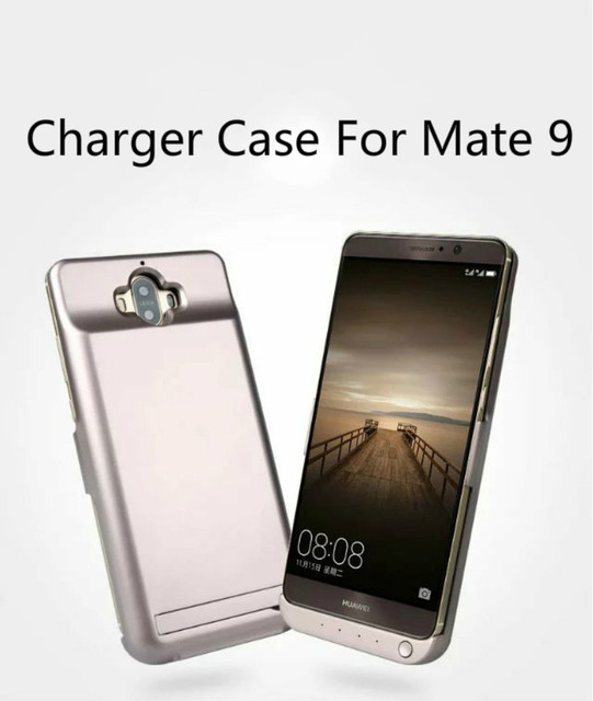 US $23 38 |Gorgeous 10000mah Backup External Battery Charger Case for  huawei mate 9 Portable Backup Power Bank Case Cover-in Battery Charger  Cases