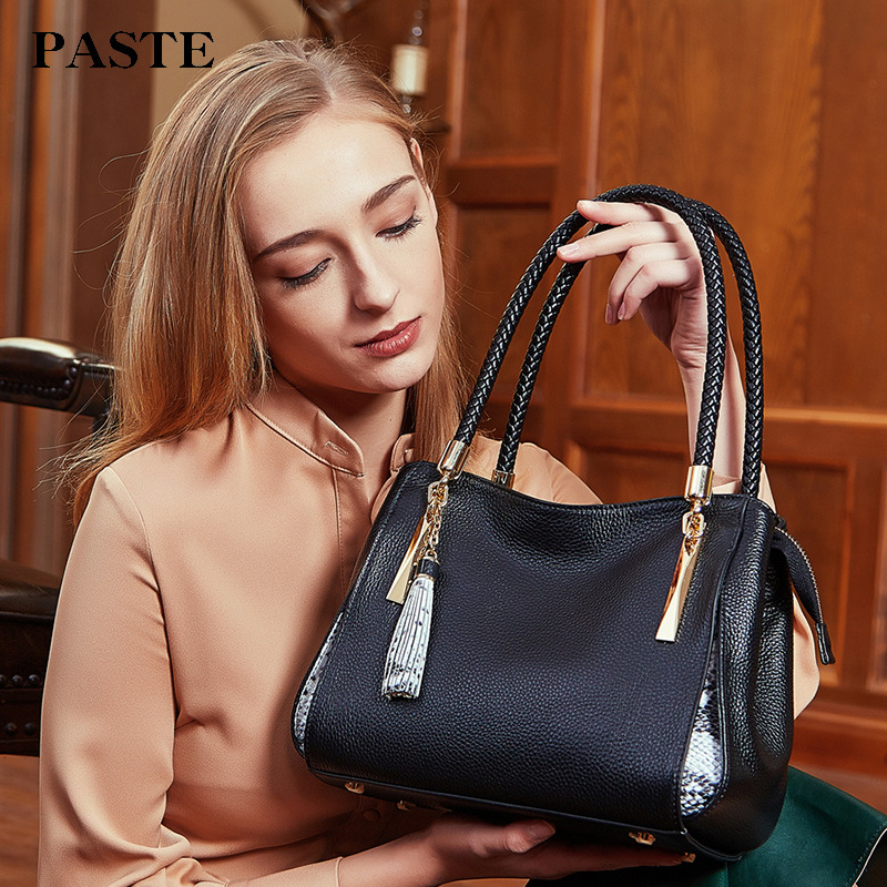 Bags For Women Genuine Leather Handbag Luxury Women Bags Designer Women Messenger Bags Shoulder Bag Clutch Female bolsas sac