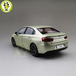 Image 2 - 1/18 C4 C4L Diecast car model Toys Kids Boy Girl GIFTS Gold