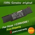 Frete grátis c31n1306 bateria do laptop original para asus zenbook ux302la ux302la-bhi5t08