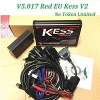 Good price super KESS V2 V5.017 Red EU No Token Limited ECM Titaniu OBD2 Manager Tuning Kit ECU Programmer wholesale kess v2