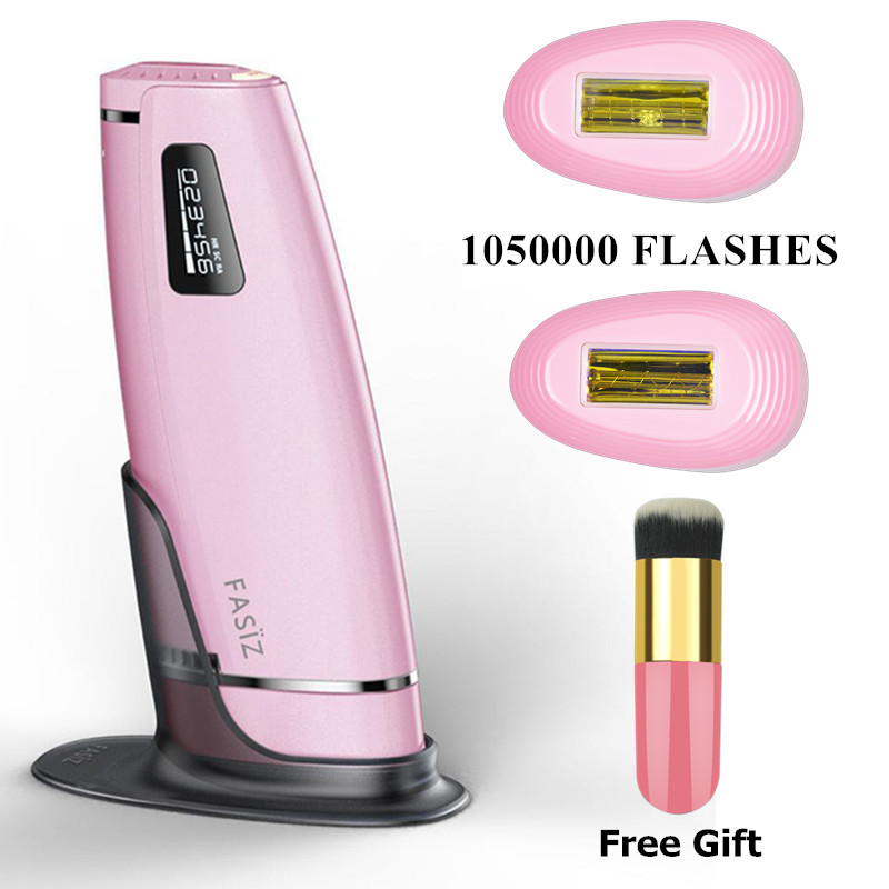 IPL Depiladora Laser Hair Removal LCD Display Permanent Bikini Trimmer Body Facial Electric for Adult