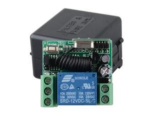 Image 4 - Evrensel DC 12 v 1CH mini RF kablosuz uzaktan kumanda aydınlatma anahtarı 433 mhz güç anahtarı