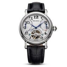 Seagull-relojes para hombre, pulsera mecánica automática, 2021