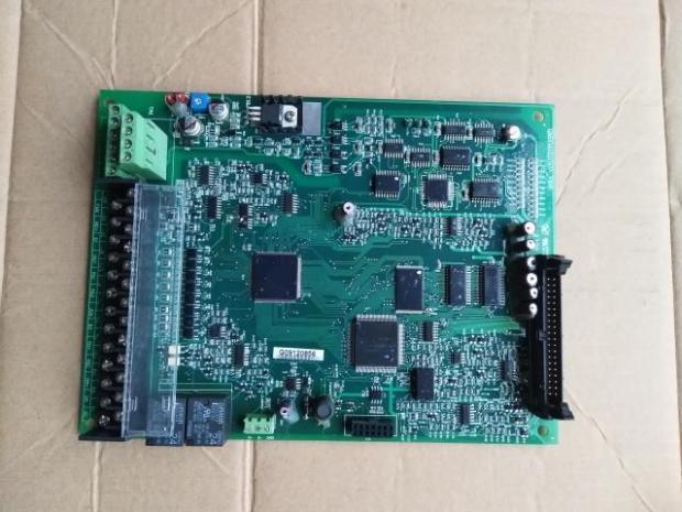 Frequency converter q-7000 -EL motherboard CPU board frequency converter shf 7 5 k board cpu board control board dmc12008b 7 5kw