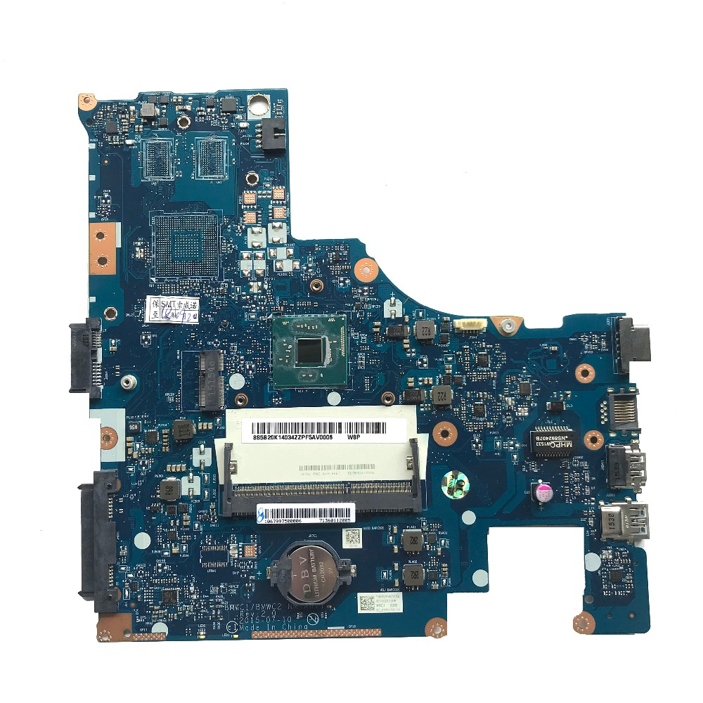 Hot Excellent For Lenovo 300 14IBR Laptop Motherboard DDR3 5B20K14034 NM A471 100 working