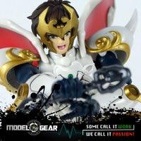 GREAT TOYS GreatToys GT Dasin Model Tenkuu Senki Shurato Action Figure With Object Metal Armor