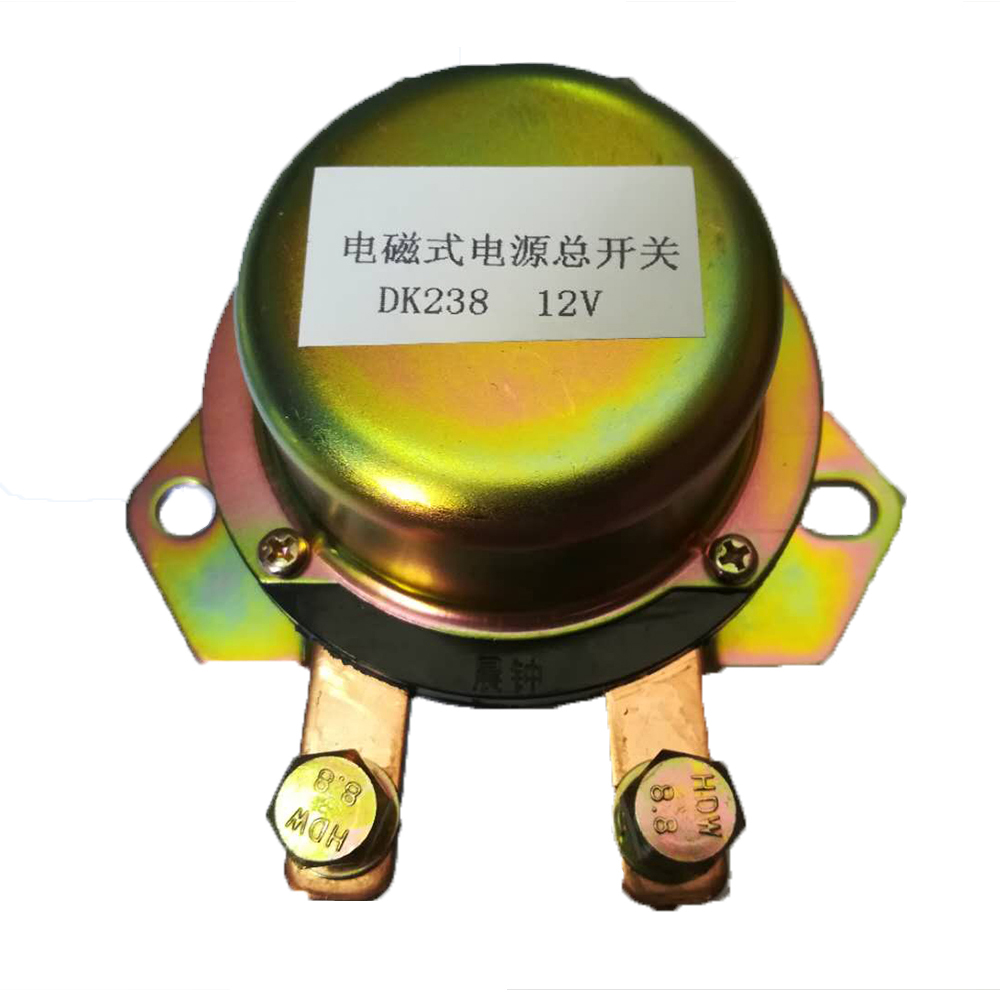 12V/24V 300A Electric Car Starting Power Main Switch Relay Car Modified Double Battery Isolation Protection Controller 12v 120a car double battery isolator protector auto dual battery controller smart battery manager max to 300a
