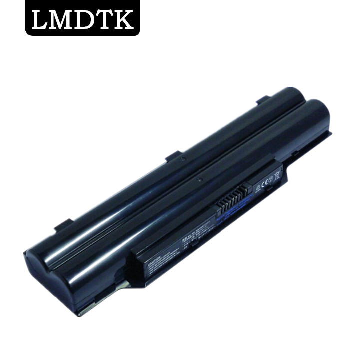 LMDTK NEW 6 CELLS LAPTOP Battery FOR Fujitsu Lifebook A532 AH532 AH532/GFX FPCBP331 FMVNBP213 FPCBP347AP CP567717-01