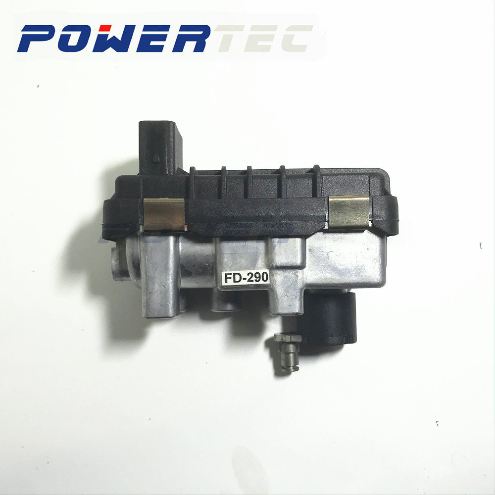 G-290 GT1752V Vide Turbo wastegate tturbolader 762965 pour BMW 520D E60 E61 E60N E61N 110Kw 150HP M47D20-11657794022 6NW00841