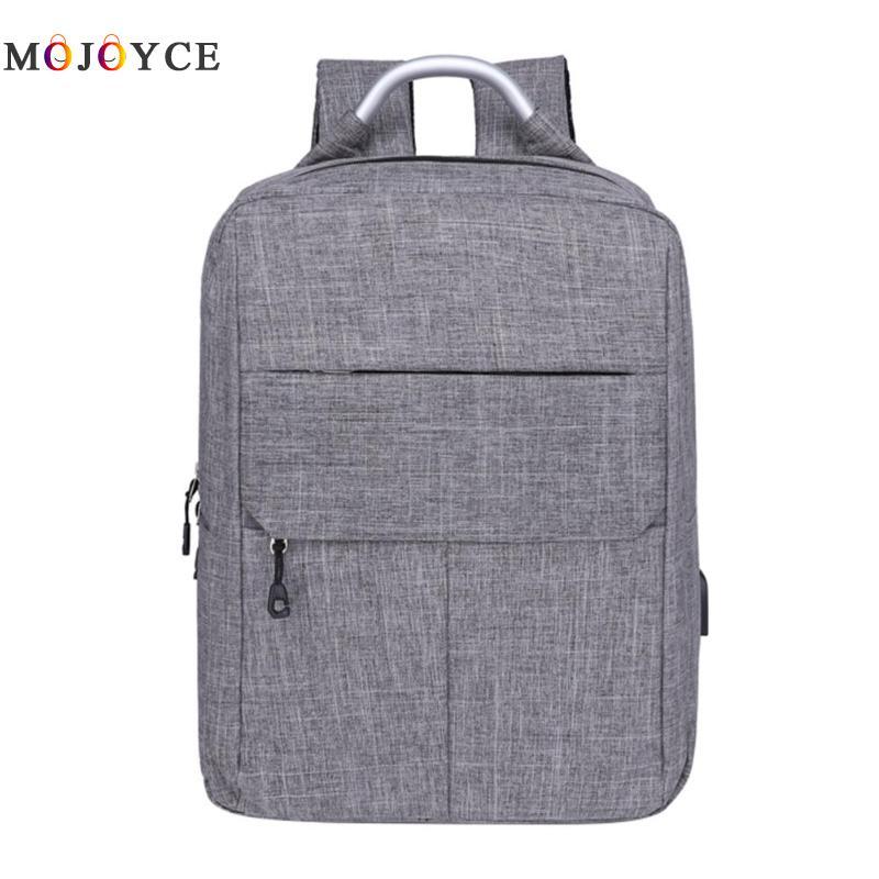 USB Charging Men Nylon Backpacks Teenager Boys Business School Travel Shoulder Laptop Backpacks  USB Charging Men Nylon Backpacks Teenager Boys Business School Travel Shoulder Laptop Backpacks