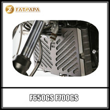 Motorcycle Accessories radiator tank double protective cover Fit For BMW F650GS F700GS F650 GS F700 GS