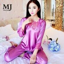 X028 MaiJee Sexy Nightwear Lace Sleepwear ночная Cорочка Nuisette Femme De Nuit Chemise  Size Women