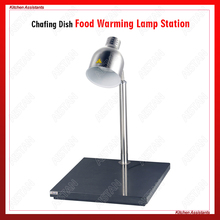 PD1 Food Warming Lamp/Single Lamp Station for Chafing Dish