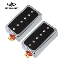 все цены на P90 Electric Guitar Pickup Humbucker size Single Coil Pickup Neck Bridge Guitar Parts and Accessories онлайн