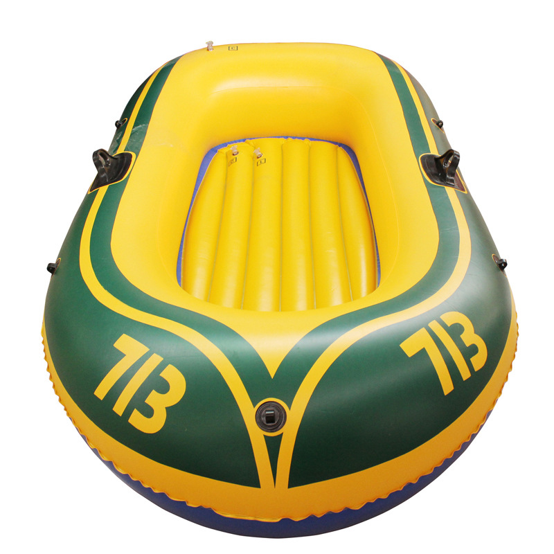 Wnnideo Inflatable Boat Fishing Rubber Boat PVC Kayak Thickening Ship Wholesale ZS6-2305 ao058m 2m hot selling inflatable advertising helium balloon ball pvc helium balioon inflatable sphere sky balloon for sale