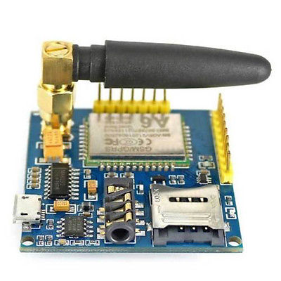 GPRS Pro Serial A6 GPRS GSM Module Core DIY Developemnt Board Replace SIM900