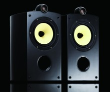 цены Mistral BOW-A4 6 Ohms 80W x 2 Hifi Bookshelf Speaker (Pair)