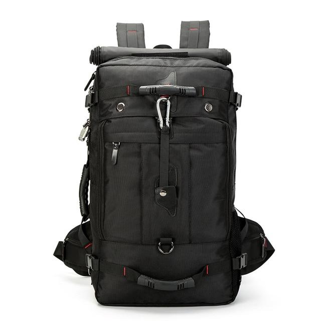 MAGIC UNION 20 inch Men Backpack Travel Bag Large Capacity Versatile Utility Mountaineering Multifunctional Waterproof Backpacks 1