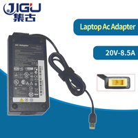 JIGU 170W 20V 8.5A For Lenovo IdeaPad Legion Y720 For Thinkpad P50 P70 T440p W540 T540p Power charger Adapter