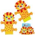 2-piece pacote meias chocalho do bebê brinquedo mão sinos toys newbron infantil apaziguar presente frete grátis