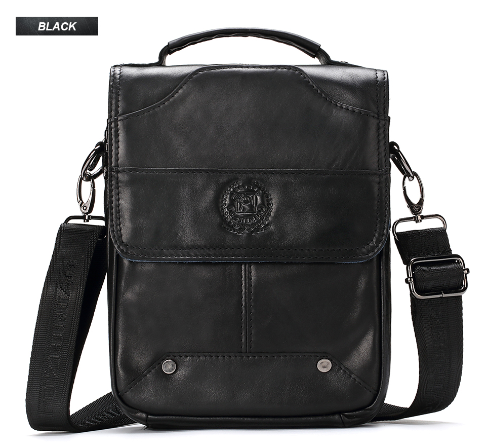 HTB1oFDnaAKWBuNjy1zjq6AOypXal - Fashion Genuine Leather Men's High Quality Small Messenger Bag-Fashion Genuine Leather Men's High Quality Small Messenger Bag