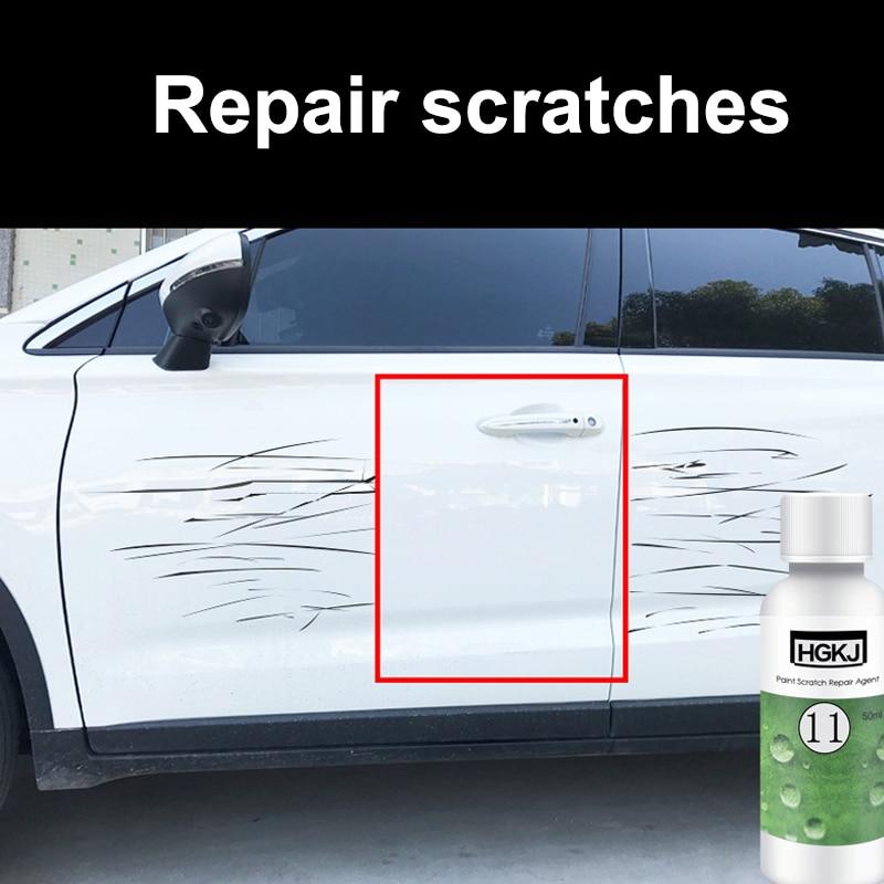 Aliexpress Com Buy Hgkj 11 Car Scratch Repair Agent Fix