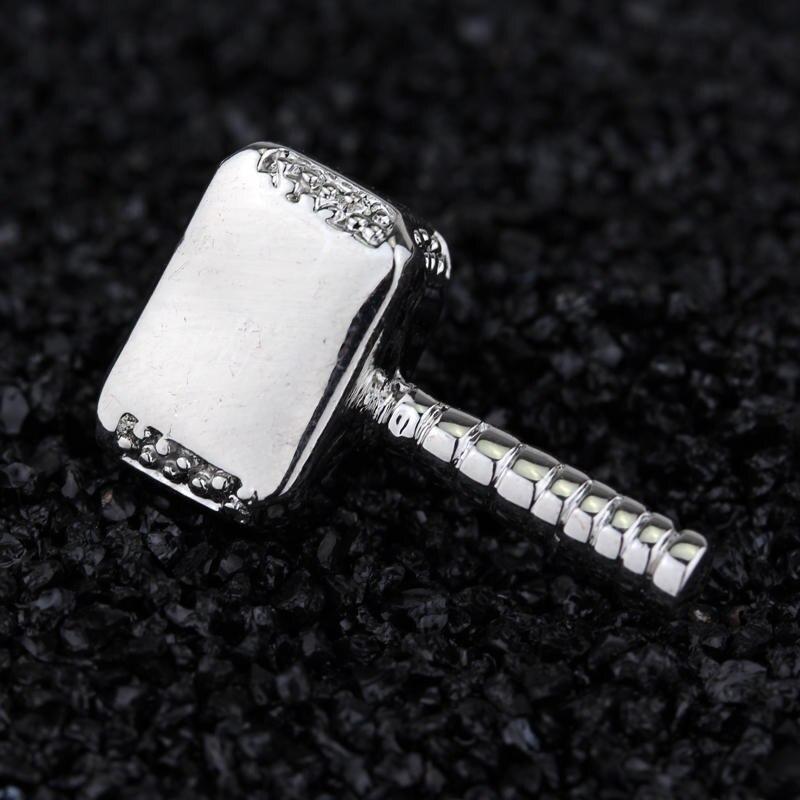 Mjolnir Pin (Thor's Hammer)