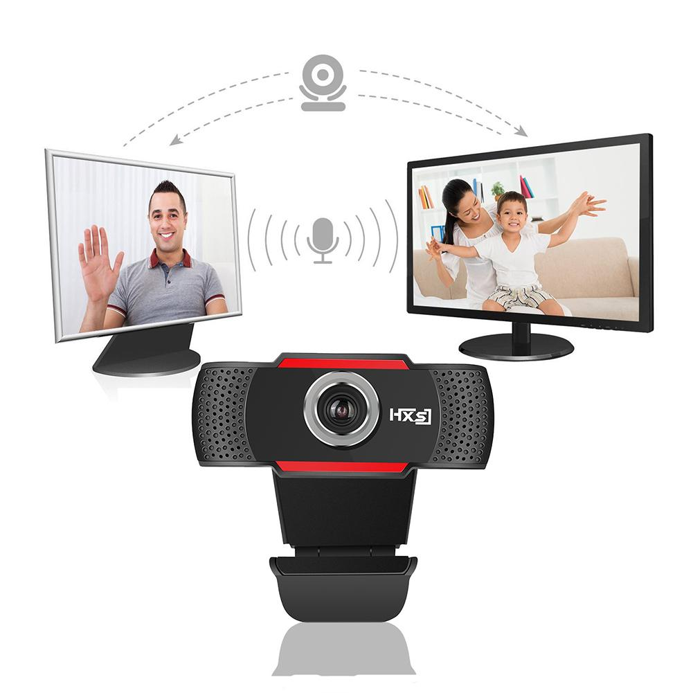 S80 1080P HD Webcam Widescreen Computer Camera with Sound absorbing Microphone webcam pc 1080 p