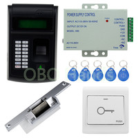 Diy التحكم قفل قفل نظام rfid الذكية للمنازل نظام القفل الإلكتروني مع الباب قفل كهربائي + rfid مفاتيح