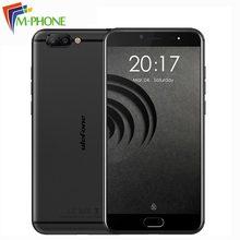 Оригинал Ulefone Близнецы Pro мобильный телефон 5.5 дюймов 4 г 3680 мАч Android 7.1 MTK6797 Quad Core Телефон 4 ГБ Оперативная память 64 ГБ Встроенная память смартфона