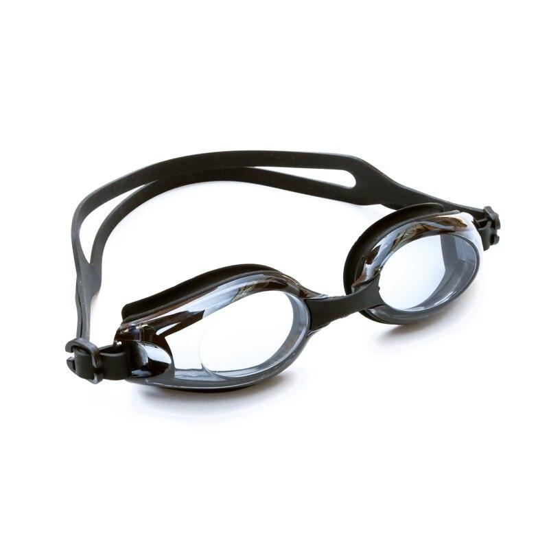 Adulto Prescrição Miopia Óptico Óculos de Natação Nadar óculos de dioptria Óculos  de Natação de Silicone 419d4ddac5