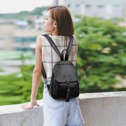 Mochilas feminina plecak podróżny zainetto donna mochila de couro plecak szkolny kobieta plecak plecak plecaki morrales 5