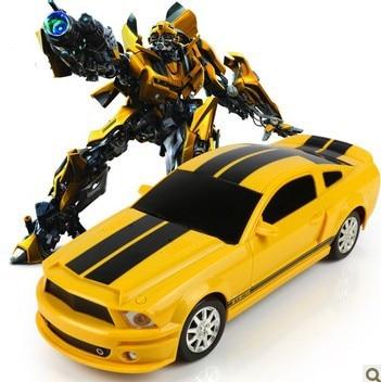 Cars To Go >> Luxury Chevrolet Camaro Ls Bumblebee 1 20 Remote Control Car