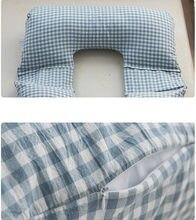 Pregnant Women Soft Pillow Waist Side Abdominal Pillow Multi-functional U-Shape Maternity Supplies Sleeping Cushions Big Pillows