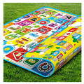 (90*120*0.5cm) Baby Crawling Mat One Side Baby Toy Play Mat Carpet Child Game Pad Mats for Children 1Piece