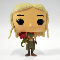 Funko Pop Song Of Ice And Fire Game Of Thrones Action Figure Boy Toys Birthday Gift