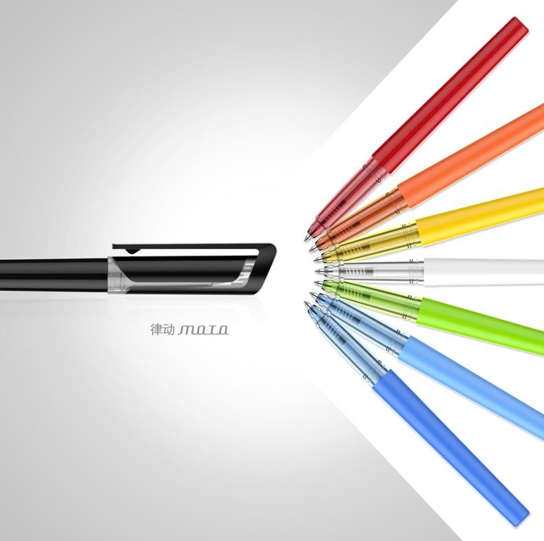 Snap-On caneta personalizada com logotipo colorido caneta presente Publicidade