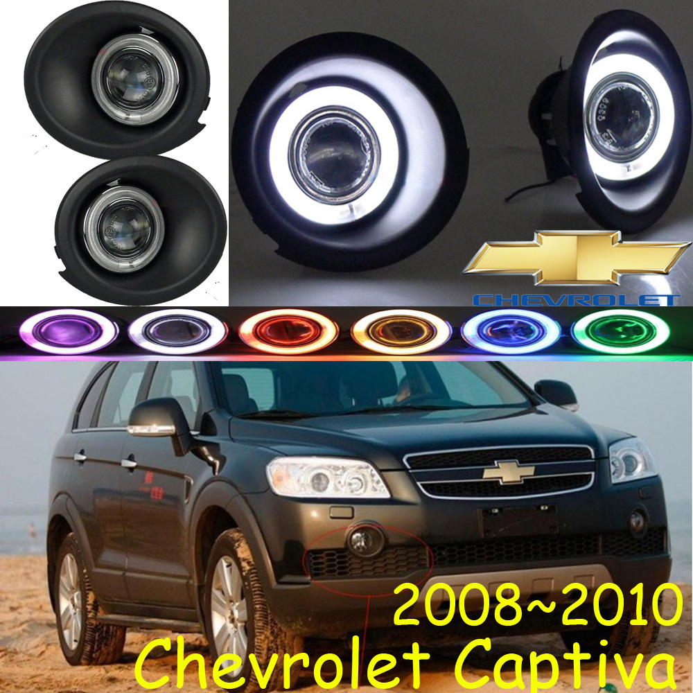 Captiva fog light,2008~2010,Free ship!Captiva daytime light,avalanche,blazer,venture,suburban,Tracker,Tigra,Tahoe,malibu,Captiva